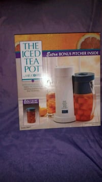 The Iced Tea Pot Mr. COFFEE
