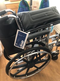 New wheelchair and lift assist