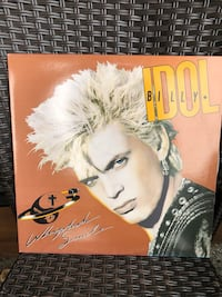BILLY IDOL WIPLASH SMILE LP  Nanaimo, V9T 2N6