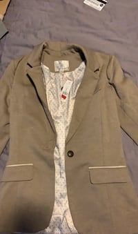 Blazer with tag