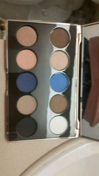 Nude by nature eyeshadow pallet Toronto, M4C 2L8