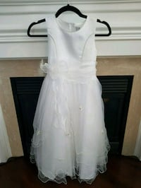 Flower girl wedding dress Barrie