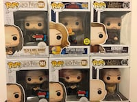 Funko Pop - Game Of Thrones, Marvel, Harry Potter Vaughan, L6A