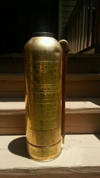 Brass & Copper fire extinguisher Antique Fort Myers, 33966