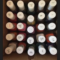 More than 50 Essie Nail Polishes. Brand new  Toronto, M6H 2X6