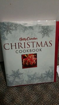 Christmas cookbook by Betty Crocker New Westminster, V3M