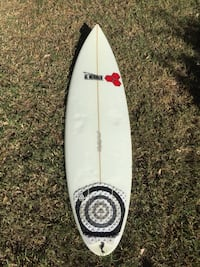 6'0  al merrick (fred rubble model), lightly used , only ridden a handful of times