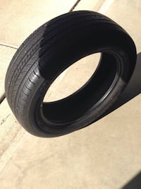 black leather car wheel cover