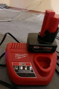 Milwaukee  M12 CHARGER & XC3.0 BATTERY Winnipeg