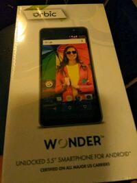 New orbic wonder 5.5 inch phone Washington