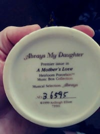 Always my daughter music boxes Quarryville, 17566