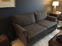 Gray Couch and Loveseat Springfield, 22152