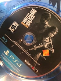 Last of us ps4 Providence