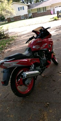 TSM 200 Motorcycle 4 stroke Colona