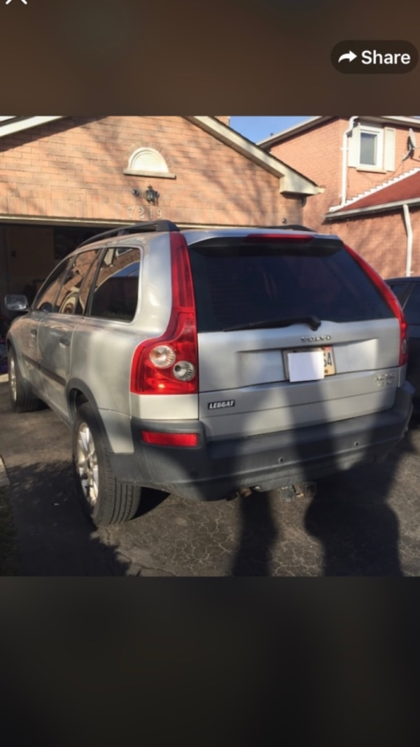 Volvo - XC90 fully loaded - 2004 fe3d32cf-56ff-47dc-be61-5706d442209e