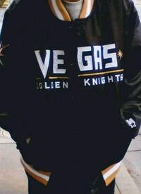 Vegas golden Knight jacket Henderson, 89014
