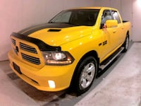 Dodge - Ram - 2016 - Sport - crew cab- loaded Toronto