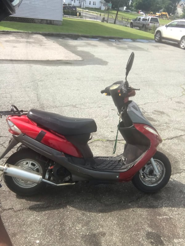 50cc with 100cc bore kit fresh kit and motor 4