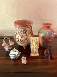 Vintage Mexican handmade clay lot Henderson, 89012