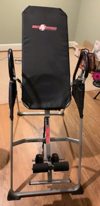Inversion table , like new condition. Great for lower back restoration Springfield, 22150