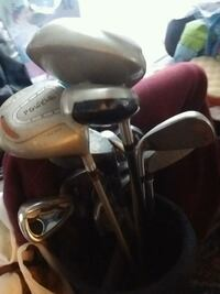 red and gray golf club set Greater Manchester, WN3 5BJ