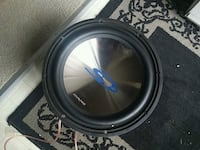One 12-inch speaker 1000 what selling for 75 London, N5Z 5E9