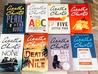 Agatha Christie Book Collection Toronto, M4Y 1K7