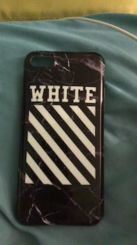 Off white iphone 7/8 case  Hamilton, L0P 1B0