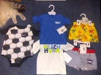 6 Month Boys Items ANKENY
