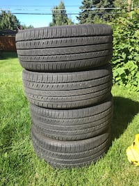 4 Toyo all season tires Anchorage, 99503