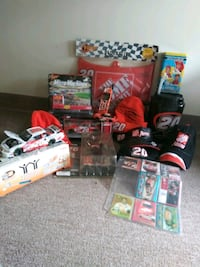 Tony stewart hall of fame rookie year collection Wichita, 67203
