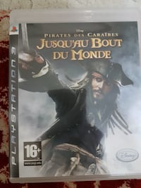 PS3 Pirates Of The Caribbean:At World's End Konya