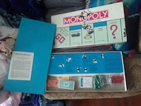 1943 brand new Monopoly game never used everything Staten Island, 10314