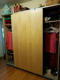 Wardrobe with sliding doors Livonia, 48150