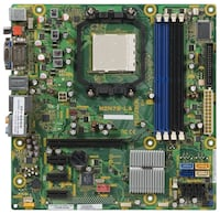 M2N78-LA (Violet) motherboard with AMD processor