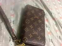 Black and brown louis vuitton monogram leather wallet Washington, 20020