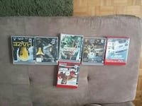 assorted Xbox 360 game cases Toronto, M1G 1P7