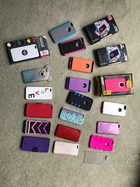 Assorted iPhone 6s Plus and 6 Plus cases Smith-Ennismore-Lakefield