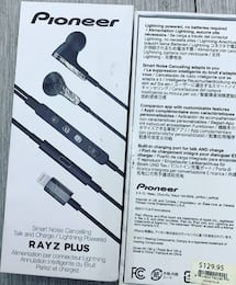 Pioneer Ray Z Headphones