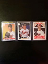 Mint Mike Mussina Rookie Lot - Free Shipping  Toronto, M6C 2L3
