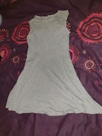 Grey skater dress size 12 Greater London, E4 7EW