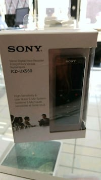 Sony Voice Recorder  Toronto, M5A 2G7