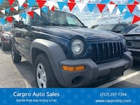 Jeep Liberty 2004 Chesapeake