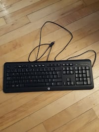 HP keyboard $10 & mouse $5 778 km