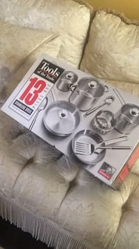 Cooking set Bowie, 20721