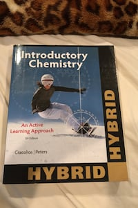 Introductory chemistry 5th edition HYBRID Bellflower, 90706