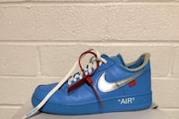 Off White Air Force 1 MCA New York, 10466