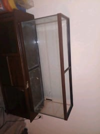 55 gallon fish tank with stand