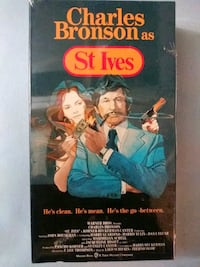 St. Ives vhs Baltimore