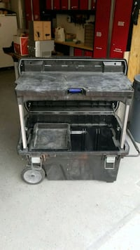 portable tool chest Seminole, 33772